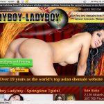 Account For Ladyboyladyboy