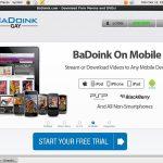 BaDoink Gay Free Trial