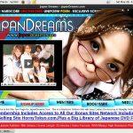 Japan Dreams Automatische Kassen