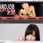 New Handjob Japan Promo Code
