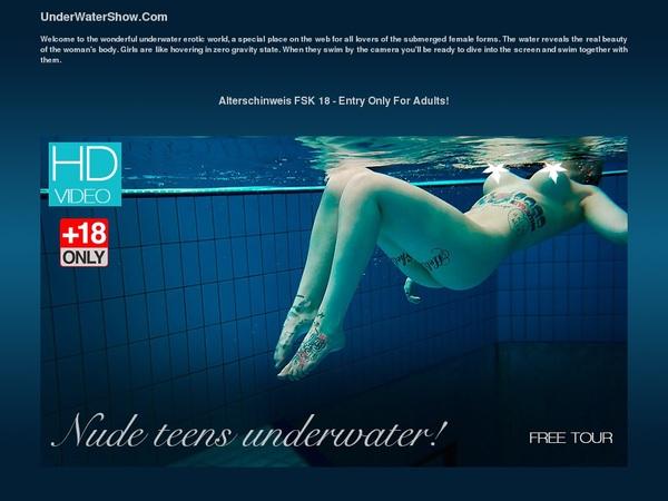 Underwater Show Account 2015