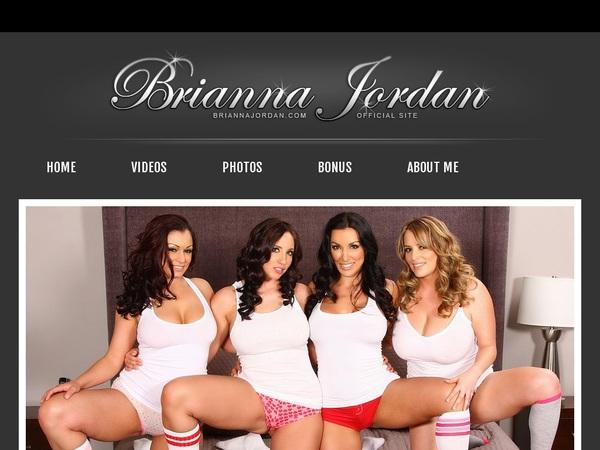 Brianna Jordan Paysite Passwords