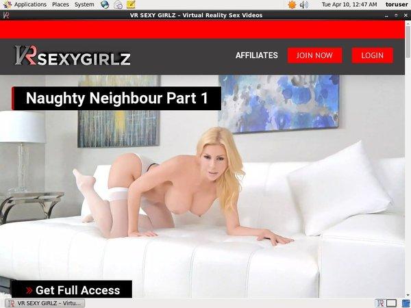VR Sexy Girlz Trial Pass